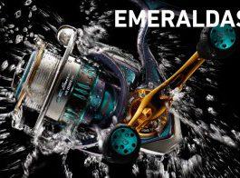 【エギリールのフラグシップ!!】DAIWA新製品 エメラルダス AIR