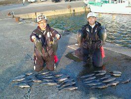 【和歌山県釣果情報】市江のグレ