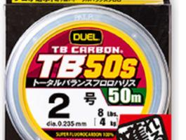 【デュエル】新ハリス・トータルバランス50s各号入荷