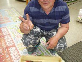[キスダービー]和歌川にてちょい投げ!