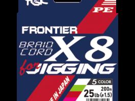 【よつあみ】ブレイドコード X8 for JIGGIN 入荷!