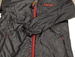 サンライン薄手ジャケット特価です!