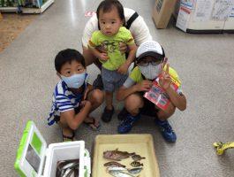 【中紀漁港】魚種たくさんヒット!スタンプラリーも快調!